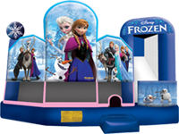 Disney Frozen 5 in 1 Bounce House